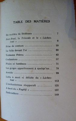 JAISSE, Rapides, 1932 (la Bibli du Canoe)
