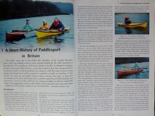 BRITISCH CANOE UNION, Canoe and Kayak Handbook, 2002 (la Bibli du Canoe)