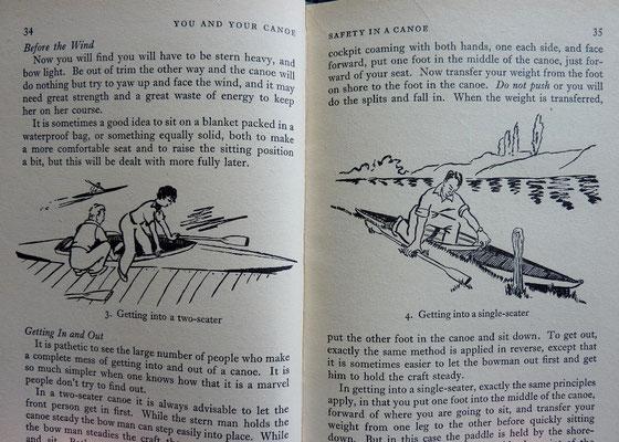 COCK, You and Your Canoe, 1956 (la Bibli du Canoe)