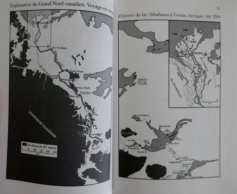 MACKENZIE, Exploration du grand nord canadien, 2009 (la Biblbi du Canoe)