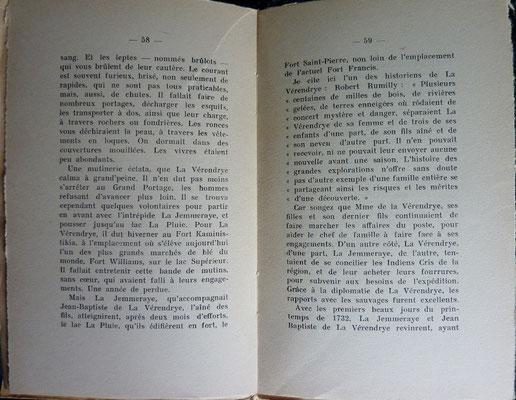 CONSTANTIN-WEYER, La Verendrye, 1941 (la Bibli du Canoe)