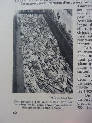 LAUWICK, La jeunesse en plein air, De Gigord, 19?? (la Bibli du Canoe)