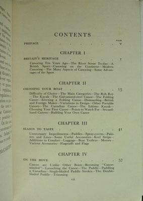 McCARTHY, Canoeing, 1940 (la Bibli du Canoe)