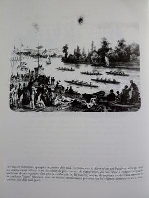 KARR & GATAYES, Le canotage en France, 1991 (1858) (la Bibli du Canoe)