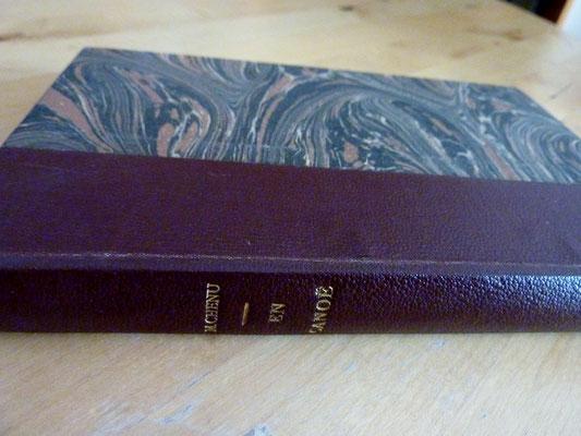CHENU, En canoë, 1944 (la Bibli du Canoe)
