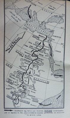 LAPORTE, 1ère descente du Nil de l'équateur à la Méditerranée, 1959 (la Bibli du Canoe)