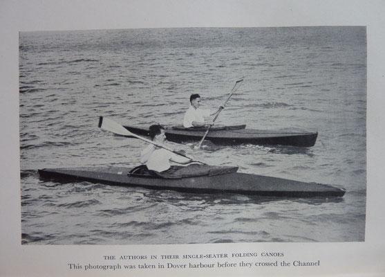 LUSCOMBE & BIRD, Canoeing a Practical Handbook, 1948 (la Bibli du Canoe)