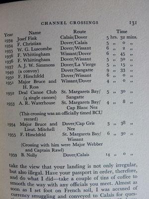 McNAUGHT, The Canoeing Manual, 1961 (la Bibli du Canoe)