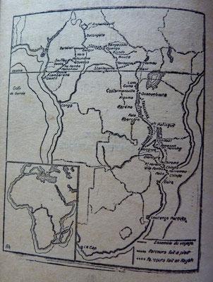 PATRY, En kayak à travers l'Afrique, Gérard et Cie, 195? (la Bibli du Canoe)