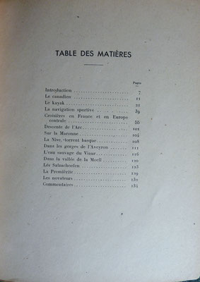MATHERON, L'enchantement des rapides, 1944 (la Bibli du Canoe)