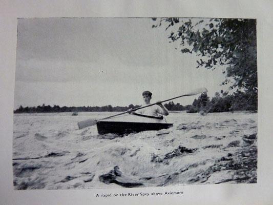 MARSHALL, Canoes and Canoeing, 1937 (la Bibli du Canoe)