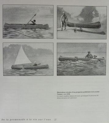 DELAIVE, Les plaisirs de l'eau, 1995 (la Bibli du Canoë)