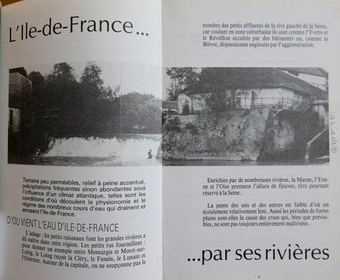 Collectif, Rivières d'Ile-de-France, éd Evidant, 1988 (la Bibli du Canoe)