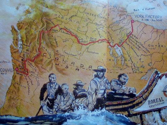ATHIAS, Aux sources du Canada, 2007 (la Bibli du Canoe)