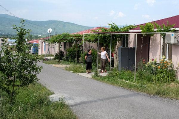 Refugee Village, Georgia