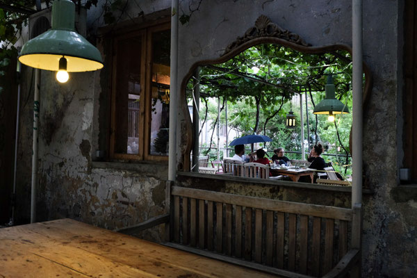 Sofia Melnikova Café, Tbilisi