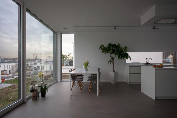 Bauplanung und -leitung durch BauWerk Architekten