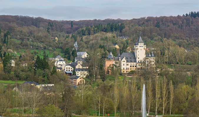 Colmar-Berg - von MMFE [CC BY-SA 4.0 (https://creativecommons.org/licenses/by-sa/4.0)], vom Wikimedia Commons
