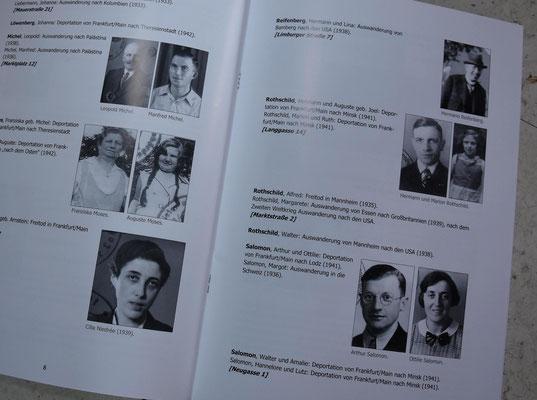 Die neue Publikation Jüdisches Leben in Weilburg 1918 – 1940 (Foto: Margit Bach)