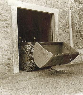 Die Installation im Tiefen Stollen. Foto: Bergbau- und Stadtmuseum Weilburg