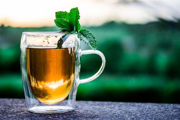 Tee, gesund, trinken, Ernährung, Prävention