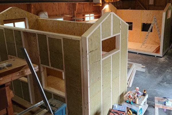 Scheidegger AG, Tiny House, März 19