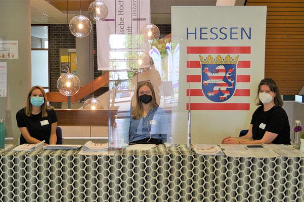Gleich geht der II. Hessische Engagementkongress 2021 los.   © Foto: S. Schlitt, EKKW
