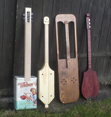 div. Instrumente
