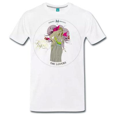 Die Liebenden shoppen bei Spreadshirt