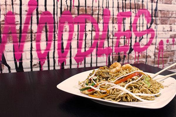 Fotografía Culinaria para Happy Noodles