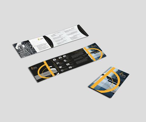 Diseño catálogo de Abim
