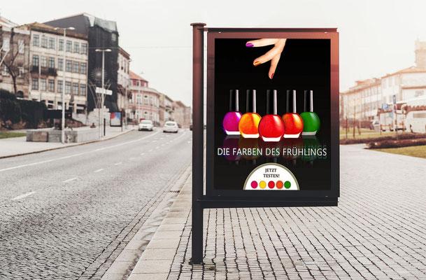 Diseño de publicidad exterior interactiva