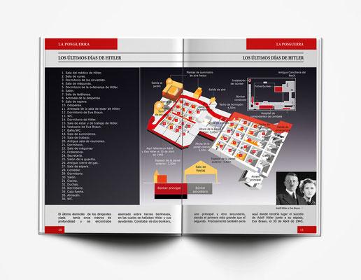 Infografía para BERLIN EVENTS & TOURS