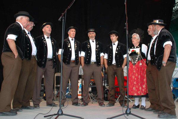 Folkolore Abend - Jodler Klub