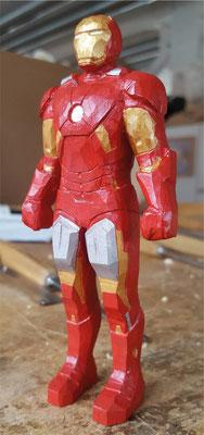 Iron Man - Aaron Plüss
