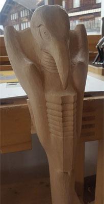Bein zu Salontisch - Aaron Plüss