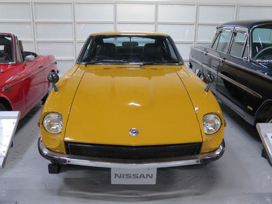 1969年フェアレディZ432