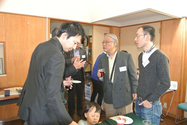 佐藤さんと平成組若手