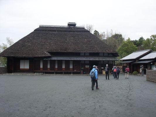 古民家(武家屋敷)