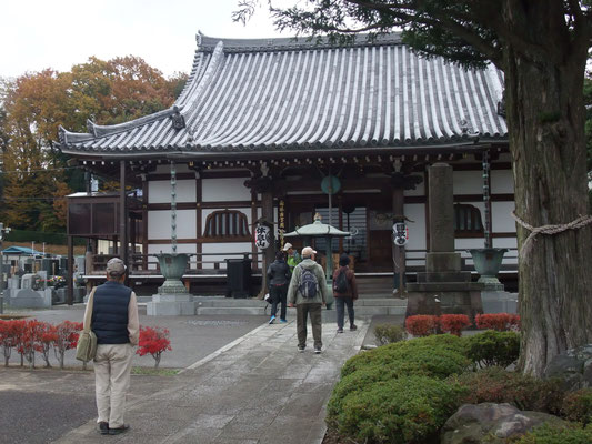 休息山円教寺に参拝