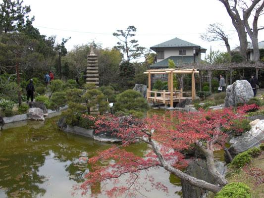 旧吉田邸庭園