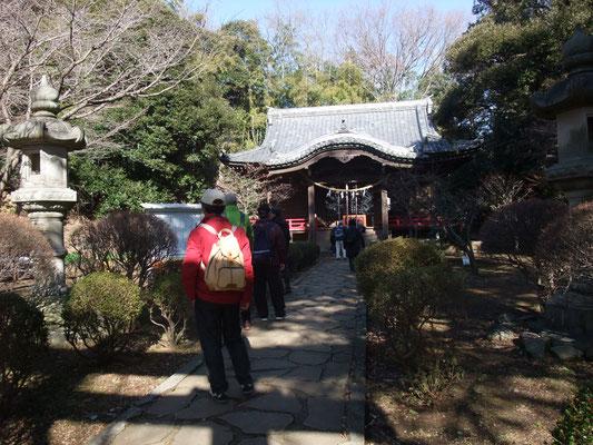 由来の吾妻神社