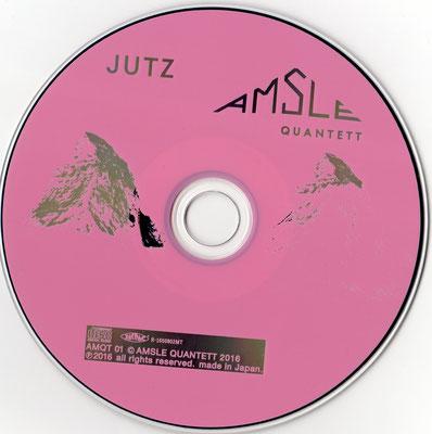 マッターホルンのシルエットが素敵なCDデザインです!