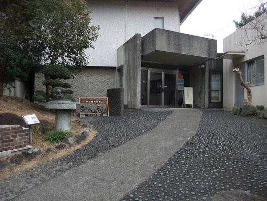 資料館入り口