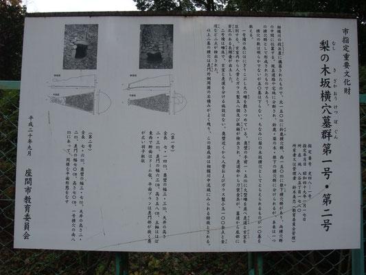 梨の木坂横穴墓群
