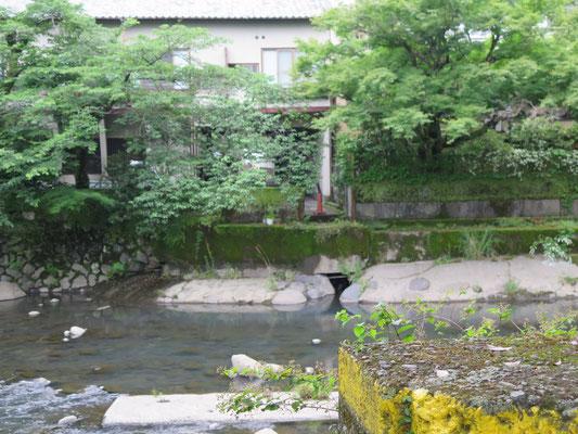 旧旭日橋跡