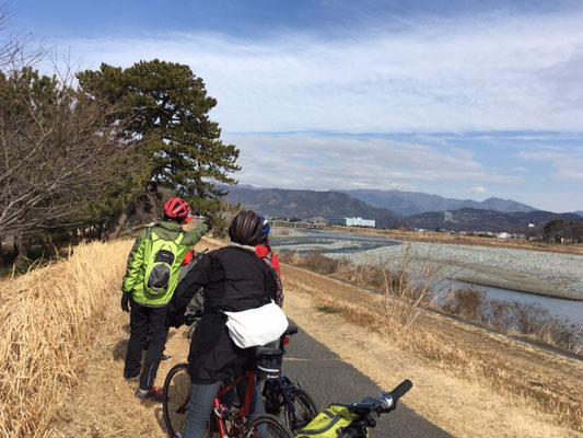 一番高い山は塔ノ岳(1491m)ですよ!