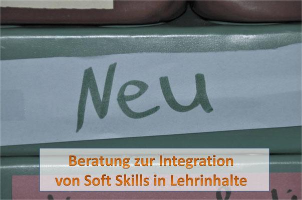 Fachliche und methodische Kompetenzen mit Soft Skills verknüpfen