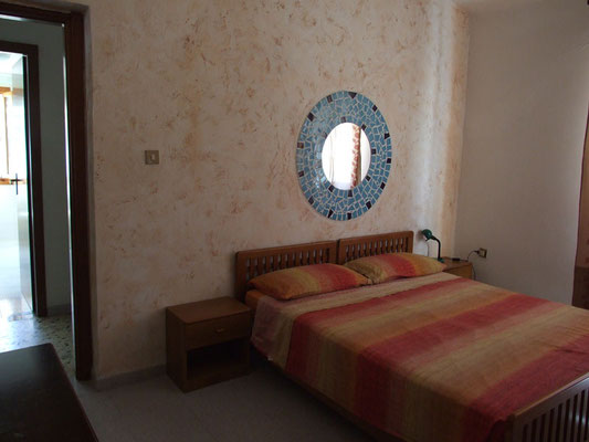 Camera da letto Agriturismo Corallo Alghero