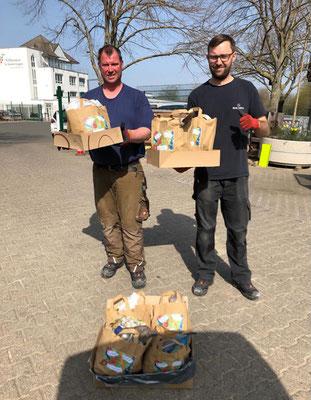 Bauhof - Unsere Helfer durch diese Müllberge-Zeit!